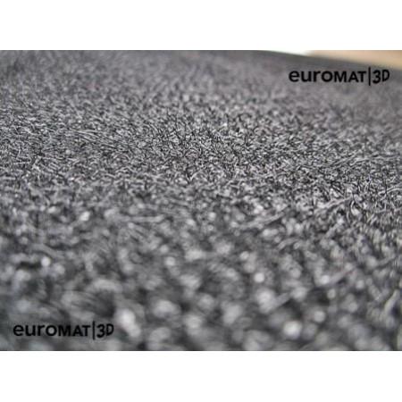 Текстильные 3D коврики Euromat в салон для BMW 7 (G11) (2015-) № EM3D-001217